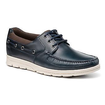 Zapatos de cubierta de encaje de puerto para hombres más calientes