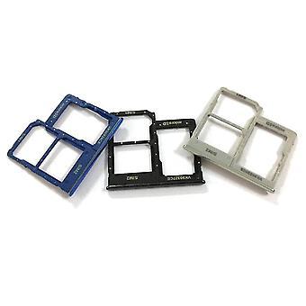 Sim tray houder adapter socket reparatie onderdelen voor Samsung Galaxy A40 / A2 Core /