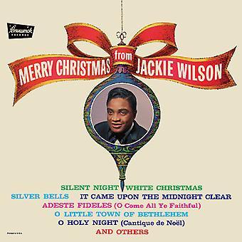 Wilson,Jackie - Merry Christmas From Jackie Wilson [Vinyl] USA import