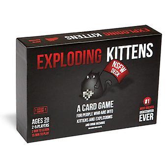 Exploderende kittens nsfw deck kaartspel