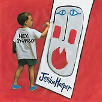 Jessica Harper - Hey Picasso [CD] USA import