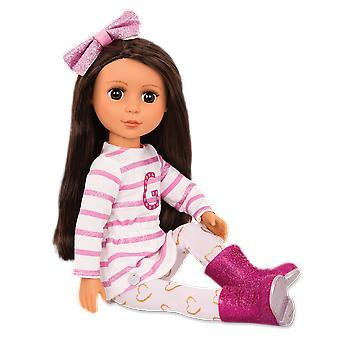 Glitter piger sarinia dukke