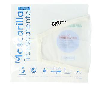 Inca Farma Mascarilla Higiénica Reutilizable Junior #blanca Unisex