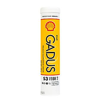 Shell 550028072  Gadus S3 V100 2 400Gm Premium Grease Multipurpose