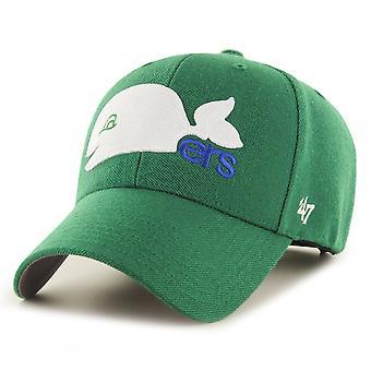 47 מותג רגוע בכושר כובע - NHL VINTAGE הרטפורד ציידי לווייתנים