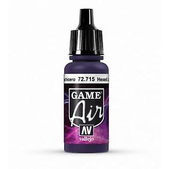 Vallejo Game Air 17ml Acrylic Airbrush Paint 72.715 Hexed Lichen