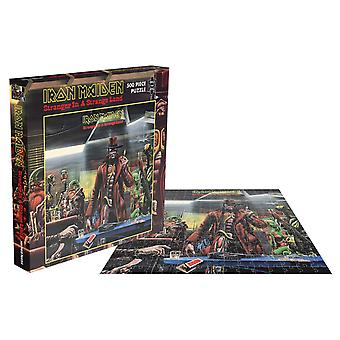 Iron Maiden Jigsaw Puzzle Stranger In A Strange Land new Official 500 Piece