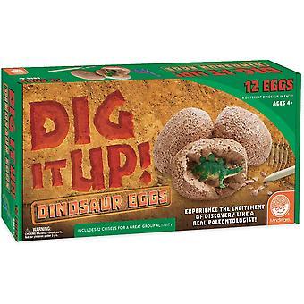 Mindware - dig it up! - dinosaur eggs