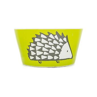 Scion Spike Snack Bowl, Olive Green