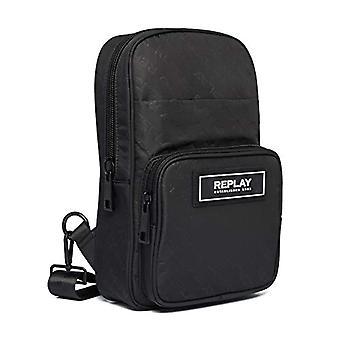 إعادة FM3501، حقيبة ظهر. ذكر, 098 أسود, UNIC