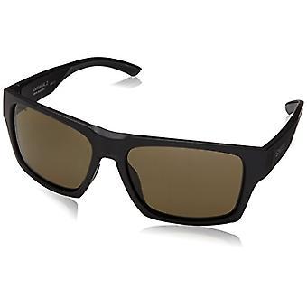 SMITH Outlier XL 2 L7 003 59 Sunglasses, Black (Matt Black/GN Green), Men's