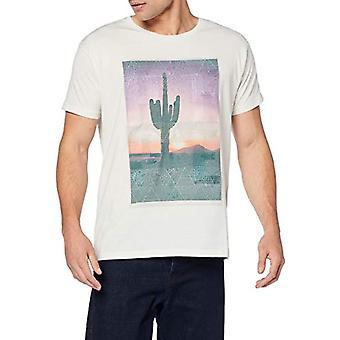 Pepe Jeans Ventura T-shirt, White (Whitewash 811), X-Small Men
