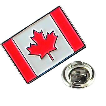 Ties Planet Canada Flag, Canadian Maple Leaf Lapel Pin Badge