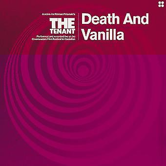 Död och vanilj – en poäng för Roman Polanskis The Tenant Limited Edition Magenta Vinyl