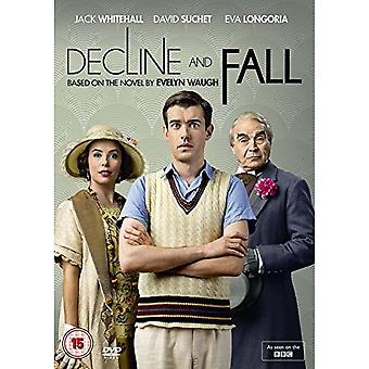 Decline and Fall DVD