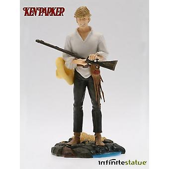 Ken Parker Statue