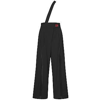 Punk Rave Slit Front Trousers