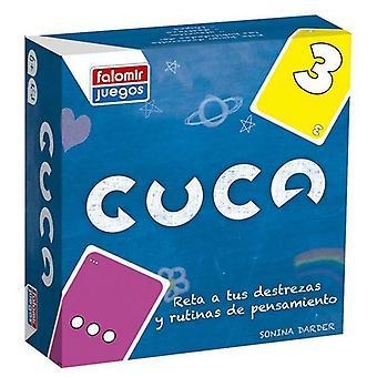 Card Game Guca 3 Falomir (ES)