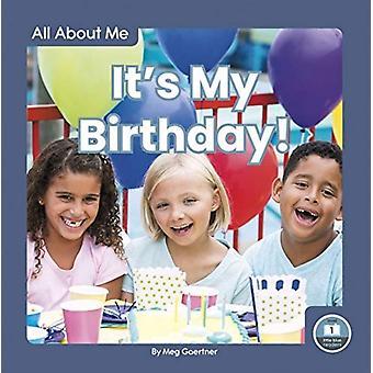 Allt om mig är min födelsedag av Meg Gaertner