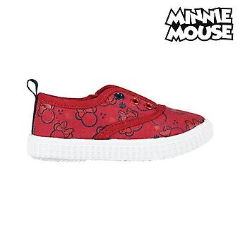 Children's Casual Trainers Minnie Mouse 73676 Red Red