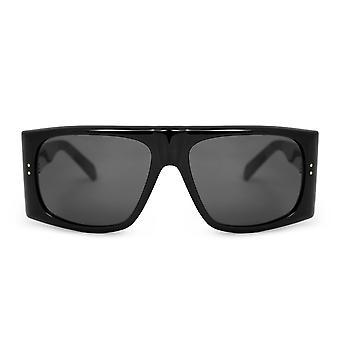 Celine Shield Sunglasses CL 40089I 01A 63