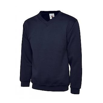Uneek Premium V-Neck Sweatshirt UC204