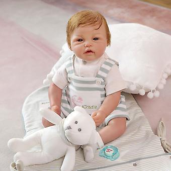 Rebirth doll clearance venta real baby doll de alta calidad realista bebé nacido a mano bebés hechos a mano pintura detallada por génesis heat set pintura lindo regalo