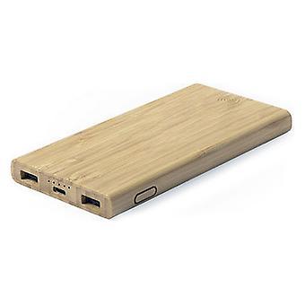 Power Bank Bamboo 146524