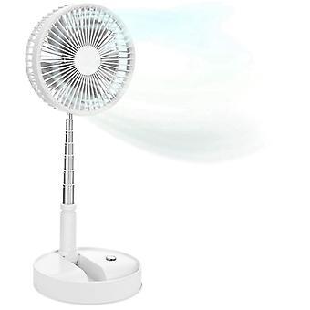 Portable Standing Fan With Remote Controller,Foldaway Floor Fan,  Bedroom Office|Fans