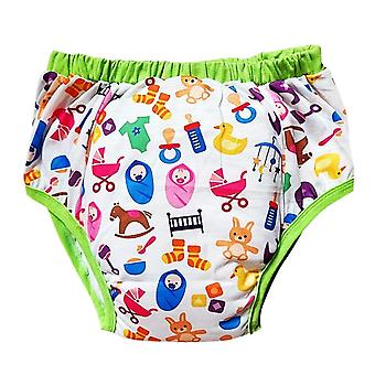 Baby Pants Reusable Infant Shorts Underwear Cloth Diapers Panties Nappy