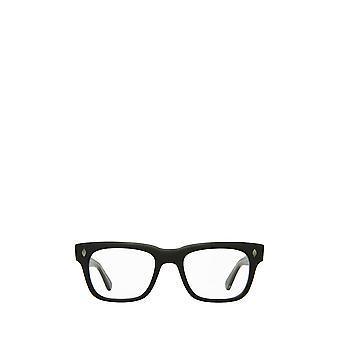 Garrett Leight TROUBADOUR musta unisex silmälasit