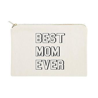 La migliore borsa cosmetica in tela di mai cotone mamma