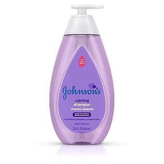 Johnson's Calming Baby Shampoo with NaturalCalm Aromas, 20.3 fl oz