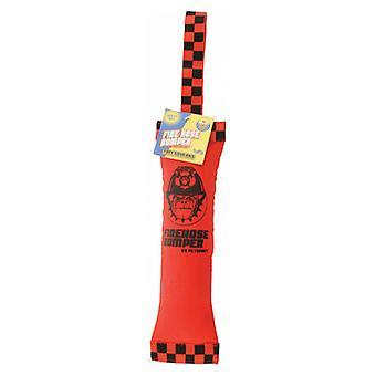 """Petsport Fire Hose Bumper - 1 count (12""""L)"""