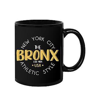 The Bronx Athletic Mug -SPIdeals Designs