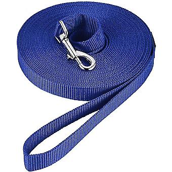 Pet leash extensions long traction rope for dog dressing long nylon pulling rope for dogs without strapping cats and dog