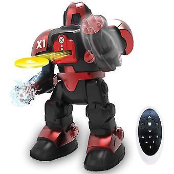 Dálkové ovládání robot hračky zpívající tanec rc robot pro děti inteligentní programovatelné a ruční