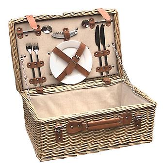 Bamburgh Fitted Picnic Basket
