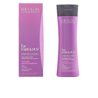 Revlon være fabelaktig hår frisk krem balsam 250 Ml Unisex