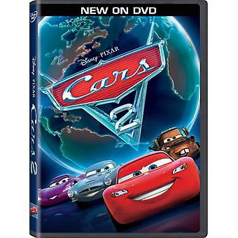 Bilar 2 [DVD] USA import