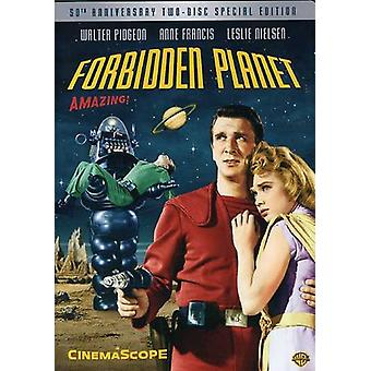 Forbudt Planet [DVD] USA importere