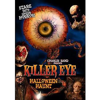 Killer Eye: Halloween Haunt [DVD] USA import