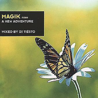 DJ Tiesto - Magik 4-a New Adventure [CD] USA import