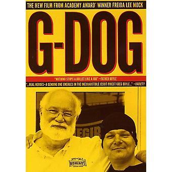 G-Dog [DVD] USA import