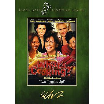 Whats Cooking [DVD] USA import