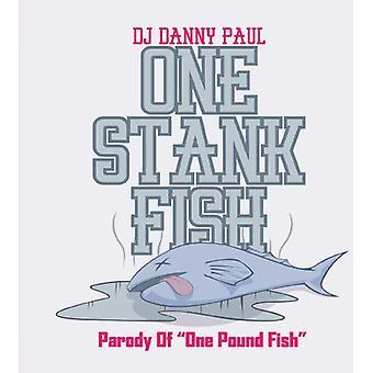 DJ Danny Paul - yksi haisi kala [CD] Yhdysvallat tuoda