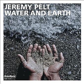 Jeremy Pelt - Water & Earth [CD] USA import