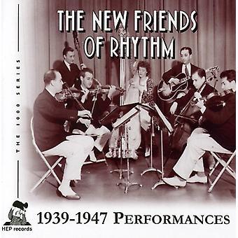 New Friends of Rhythm - 1939-1947 Performances [CD] USA import
