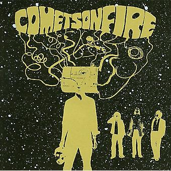 Comets on Fire - Comets on Fire [CD] USA importeren
