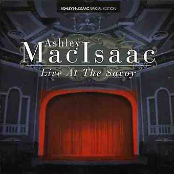 Ashley Macisaac - Live at the Savoy [CD] USA import